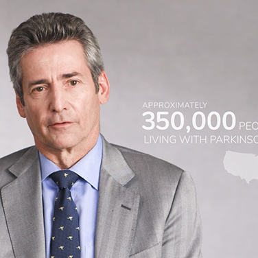 Video on Parkinson's statistics
